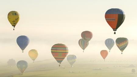 Mondial Air Ballons Lorraine 2007