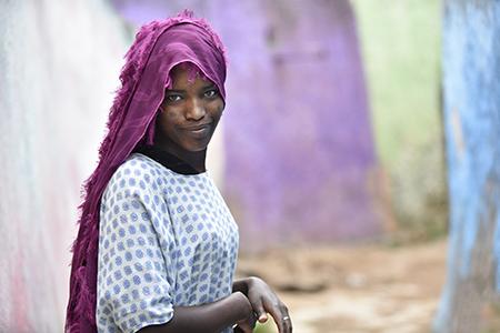 La femme d'Harar