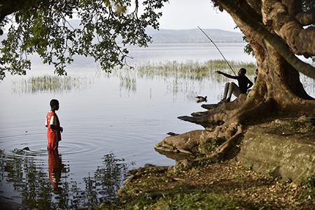 Lac Awassa.